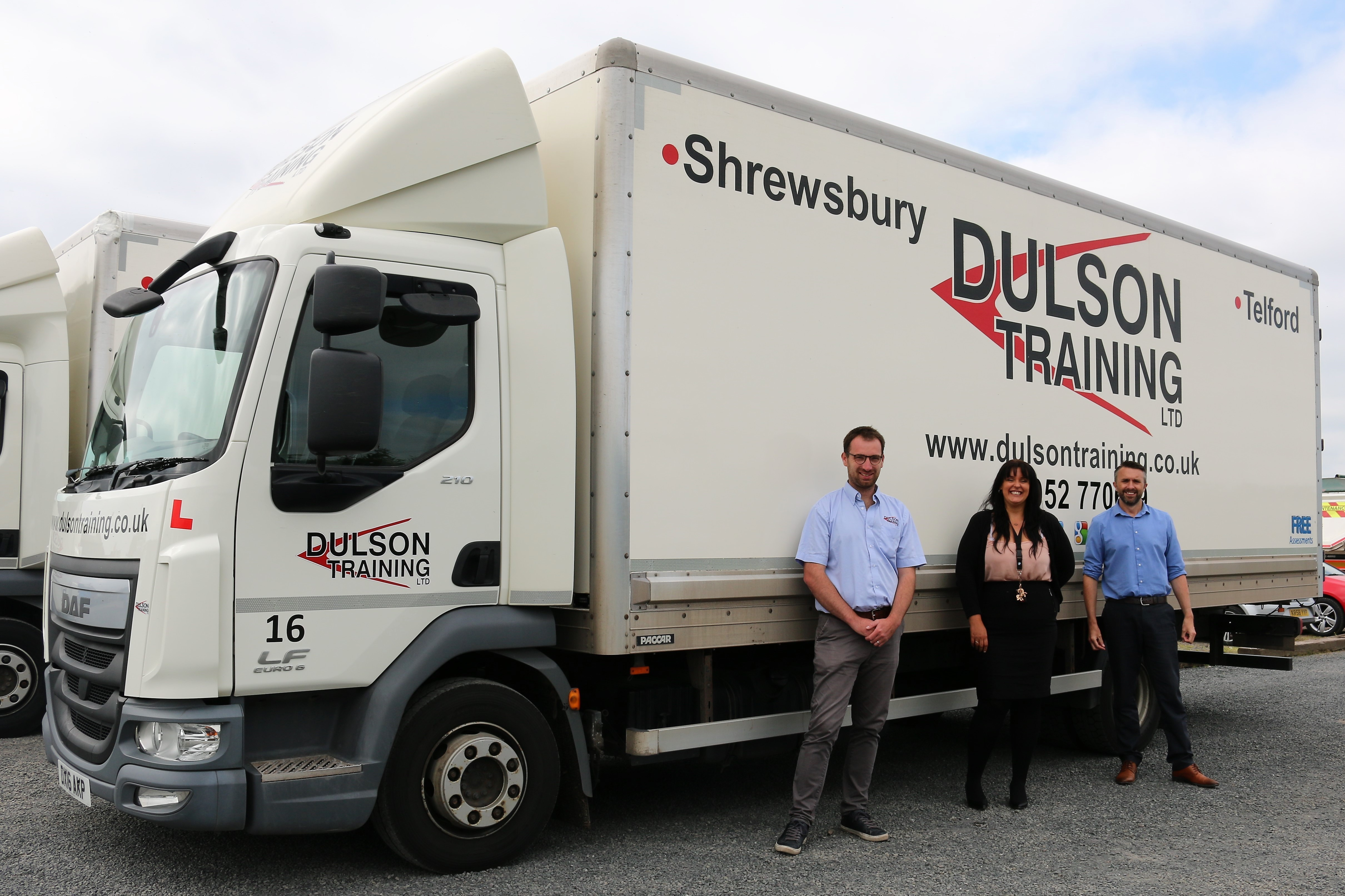 Dulson Training Helps 21 Job Seekers with Forklift Training
