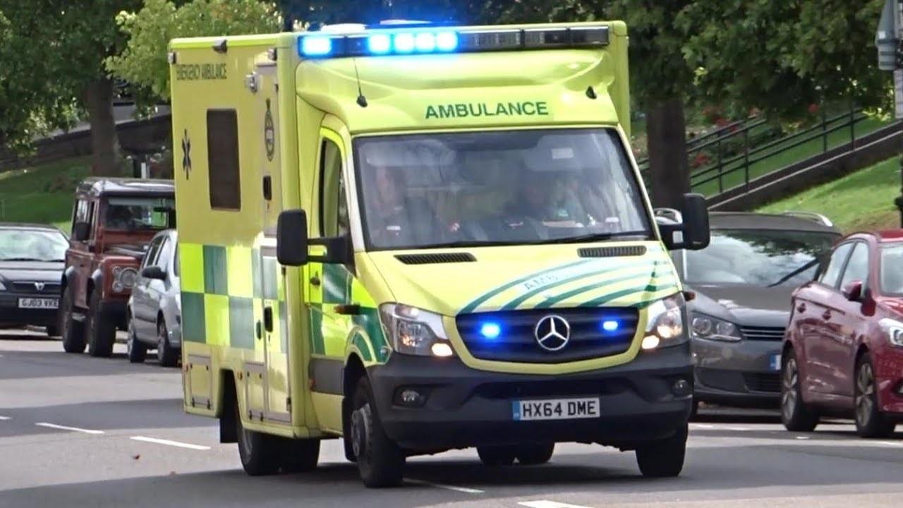 Dulson Ambulance Student Paramedic Driver Training