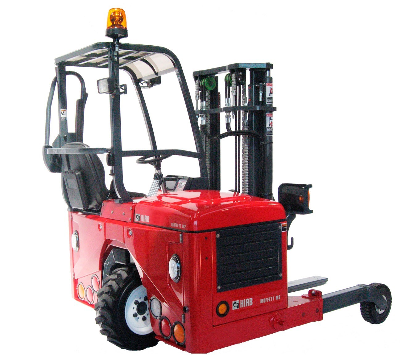 Lorry Mounted Moffett Training Dulson