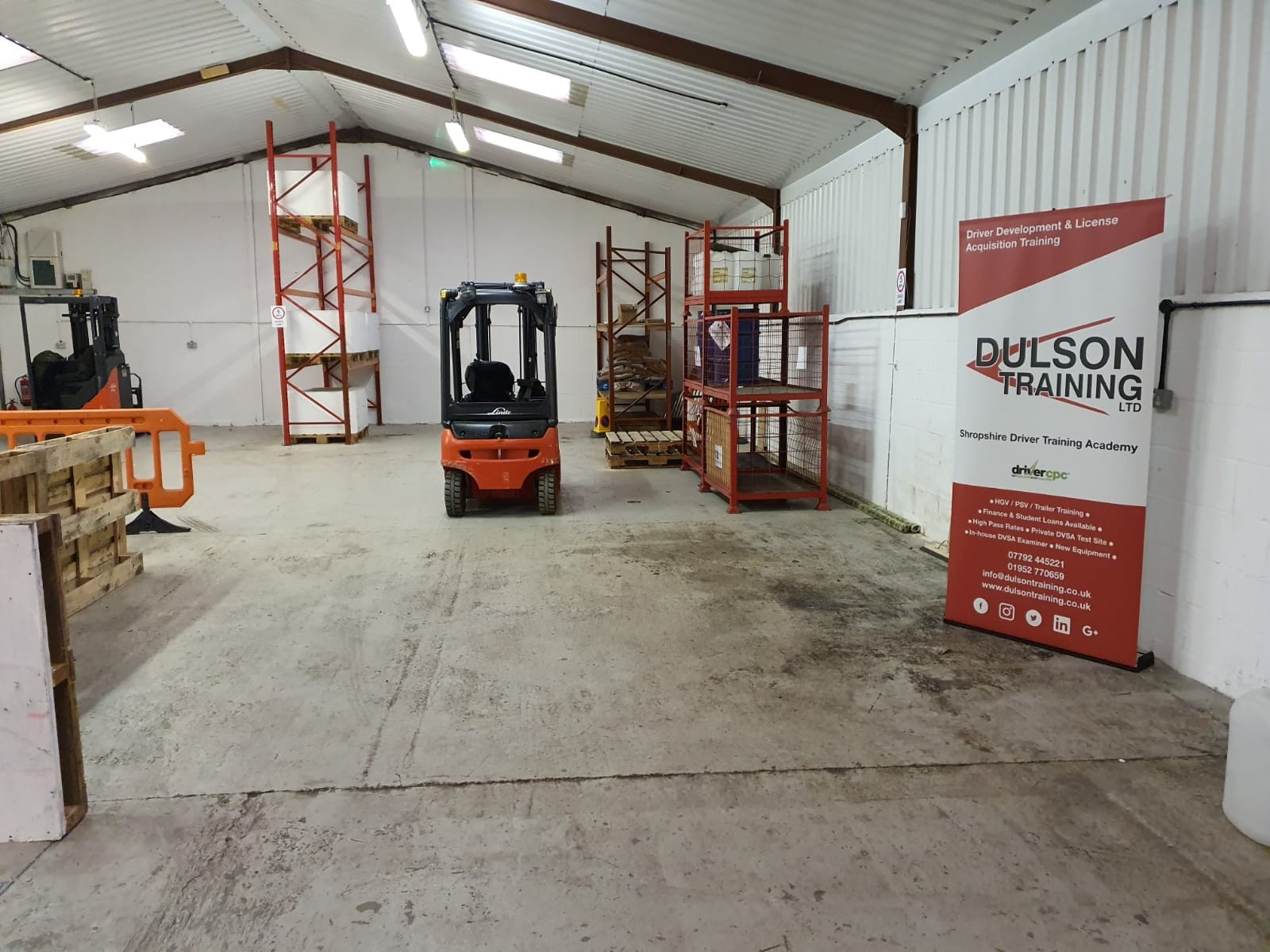 Dulson Training are Lifting Forklift Training Standards