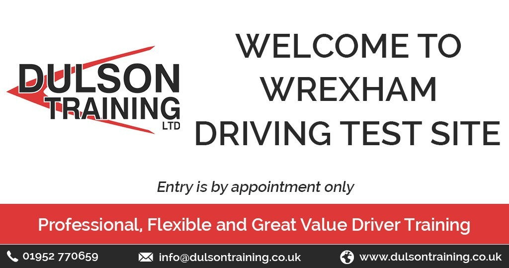 Welcome to Wrexham Driving Test Site