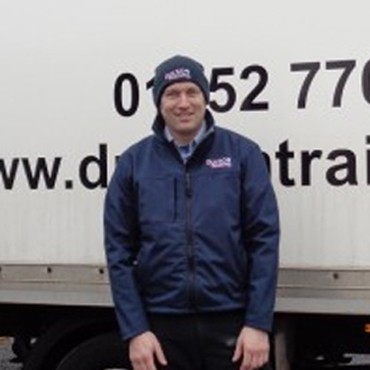 HGV Instructor John Dulson Training