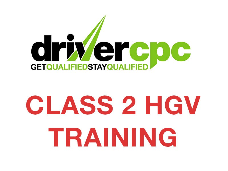 Driver CPC and Class 2 HGV training in Shrewsbury and Telford