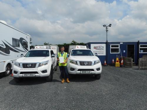 Cat B+E Car & Trailer Training Course Shrewsbury or Telford
