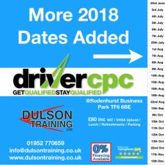 Driver CPC Shrewsbury Telford Shropshire Finance