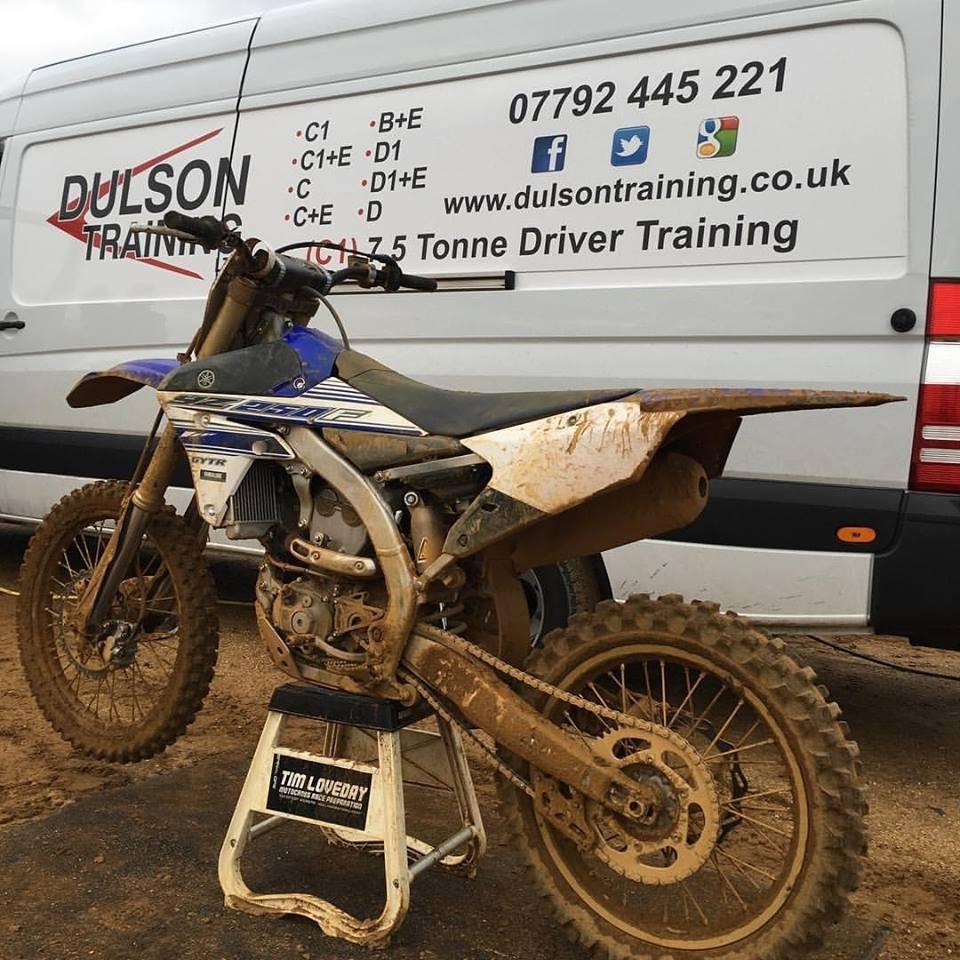 Dulson motocross