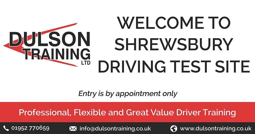 Shrewsbury Test Site